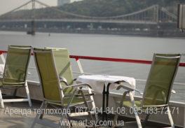 Теплоход Роза Виктория Lux лайнер на прокат