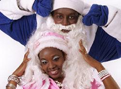 Африканский Дед Мороз Киев