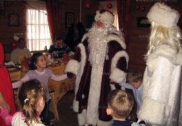 Дед Мороз и Снегурочка Киев заказ