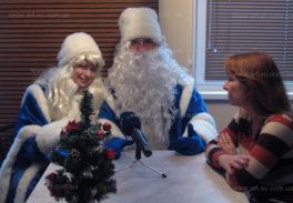 Организация праздников с Дедом Морозом