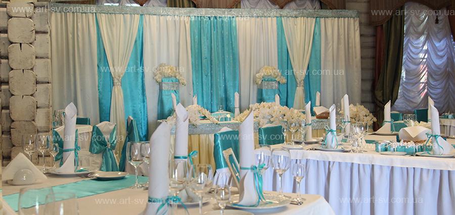 свадебное оформление в стиле киев